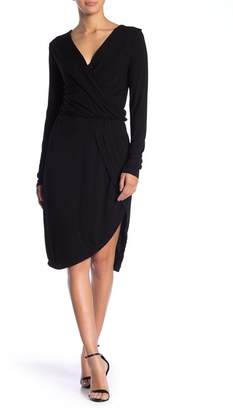 On The Road Roman Long Sleeve Dress