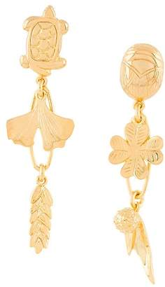 Aurelie Bidermann Aurelie Earrings