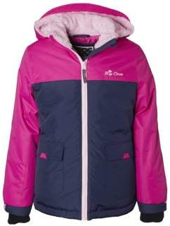 Big Chill Parka Jacket with Fur Lined Hood (Big Girls)