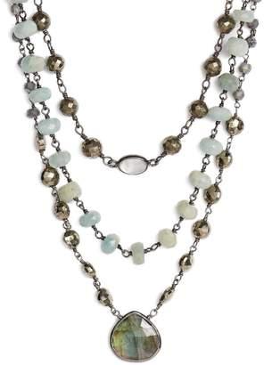 ela rae Multistrand Necklace