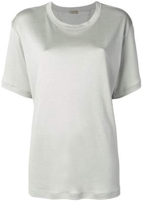 Bottega Veneta plain silk T-shirt
