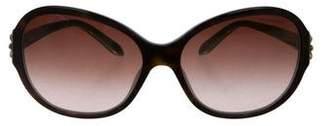 Tiffany & Co. Gradient Round Sunglasses