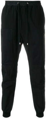 Les Hommes Urban classic track trousers