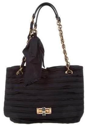Lanvin Grosgrain Happy Bag