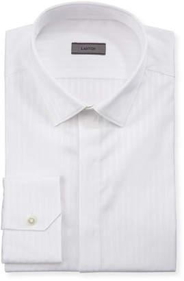 6a2a6c9dd Lanvin Men s Tonal Stripe Hidden-Placket Dress Shirt