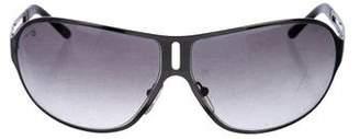 Prada Metal Tinted Sunglasses