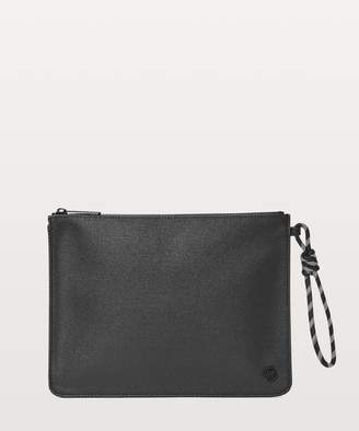 Lululemon All Zipped Up Pouch *Canvas