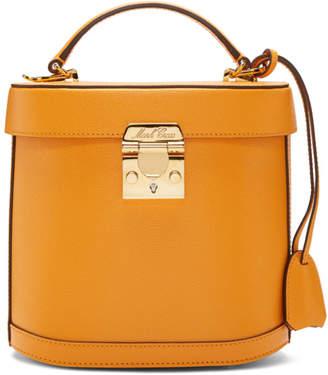 Mark Cross Yellow Benchley Bag