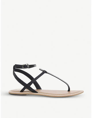 Office Salsa toe-post sandals