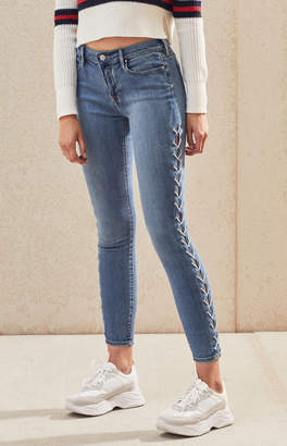 Pacsun Marilyn Blue Perfect Fit Jeggings