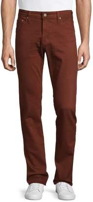 AG Jeans Cotton-Blend Pants