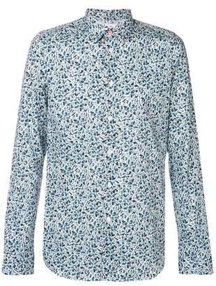 Paul Smith 'Fox Camouflage' print shirt