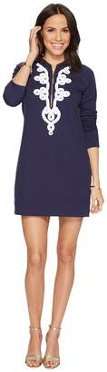 Lilly Pulitzer UPF 50+ Hooded Skipper Dress Women's Dress
