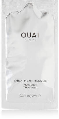 Ouai Haircare - Treatment Masque, 8 X 9ml - Colorless $32 thestylecure.com