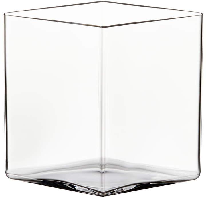 Ruutu Vase 205 x 180 mm, klar