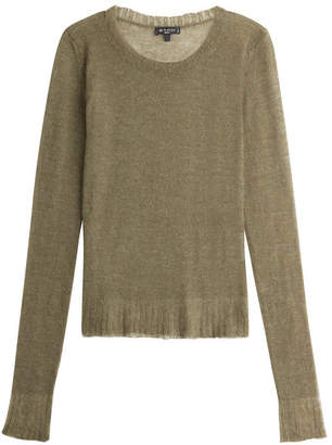 Etro Pullover with Mohair, Wool and Alpaca