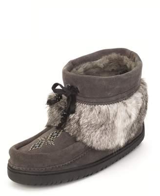 Manitobah Mukluks Kewatin Suede Mukluk Shoe