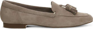 Office Retro suede tassel loafers