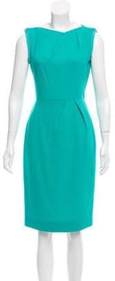 Roksanda Knee-Length Wool Dress
