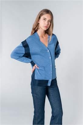 Sonia Rykiel Oversized Wool Cardigan