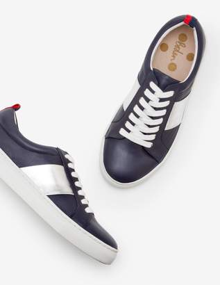 f6e01eb34 Showing 82 navy glitter shoes. at Boden · Classic Trainers
