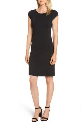 Anne Klein Crewneck Shift Dress