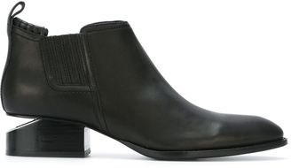 Alexander Wang 'Kori' ankle boots $495 thestylecure.com
