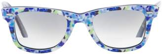Ray-Ban Blue Plastic Sunglasses