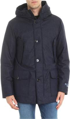 Woolrich Mountain Virgin Wool Parka