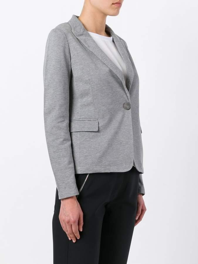 Fabiana Filippi single button soft blazer