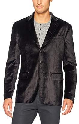 John Varvatos Men's Multi Button Jacket Biga