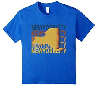 New York City NY T Shirt Vintage Repeat