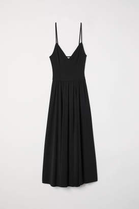 H&M Sleeveless Dress - Black