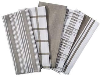 DII Kitchen Dish Towels (Brown