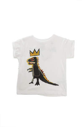 Eleven Paris Little Dino Basquiat SS Tee