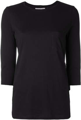Helmut Lang pocketed top
