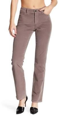 NYDJ Marilyn Corduroy Straight Let Slim Fit Jeans