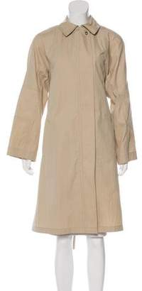 Vince Knee-Length Trench Coat