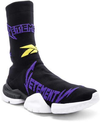 Vetements Cut Up Sock Boots