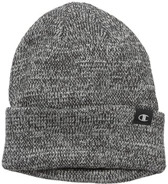 Champion Women's Authentic Marled Watchcap Beanie $20 thestylecure.com