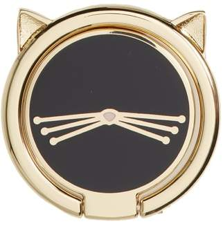 Kate Spade New York Cat Ring Phone Stand