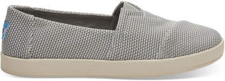 Drizzle Grey Technical Knit Women's Avalon Slip-Ons
