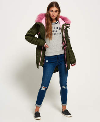 Superdry SD-L Parka Coat
