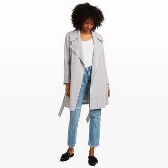 Club Monaco Frederrika Trench Coat