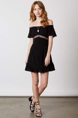 Cotton Candy Femme Mini Dress