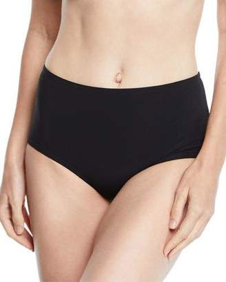 Karla Colletto Basic High-Waist Swim Bikini Bottom