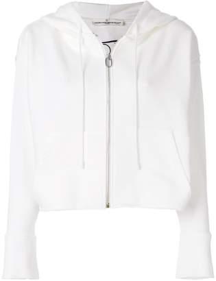 Golden Goose embroidered hooded jacket