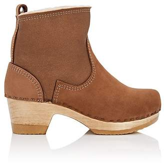 NO. 6 Women's Shearling-Lined Ankle Boots