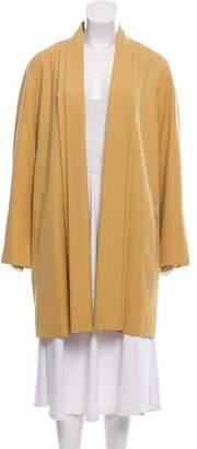 Clare Vivier Long Sleeve Knee-Length Jacket