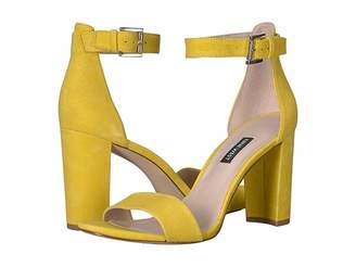 5d97653edc1 Nine West Yellow Heeled Women s Sandals - ShopStyle